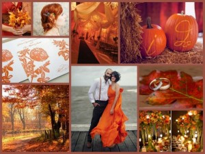 autumn-oranges-collage