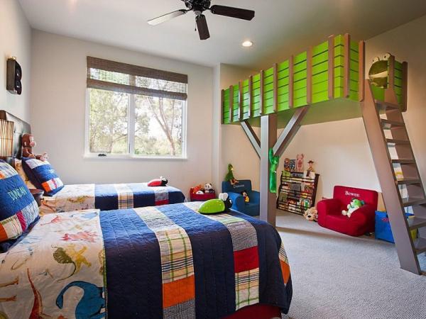 dizajn-detskoj-komnaty-dlja-dvoih-detej