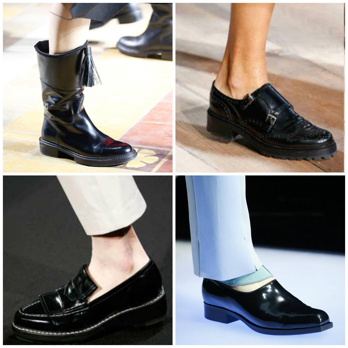Як вибрати жіноче осіннє взуття  026b55ad01d3e