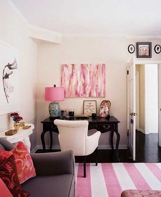 стиль-гламур-в-интерьере-домашнего-кабинета 72