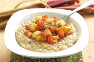oats+with+apple