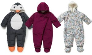 Зимний комбинезон для детей marksandspencer_com