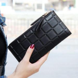 dompet-wanita-double-zipper-fashion-wallet