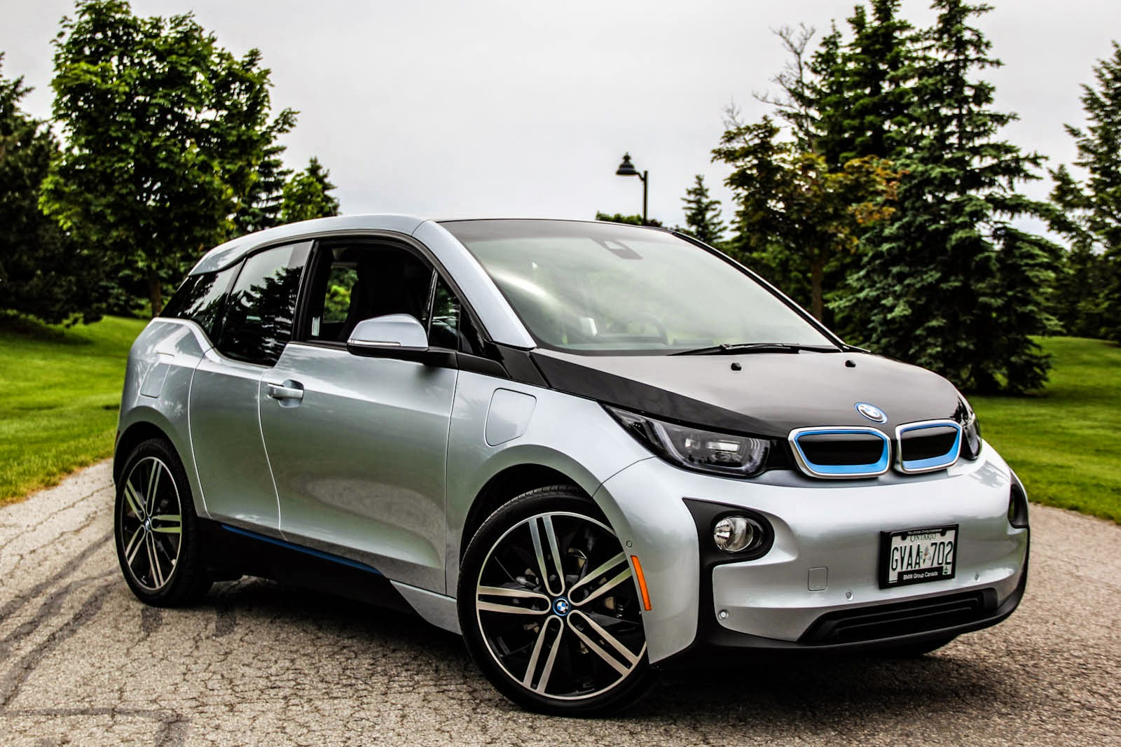 BMW i3 disayn 7