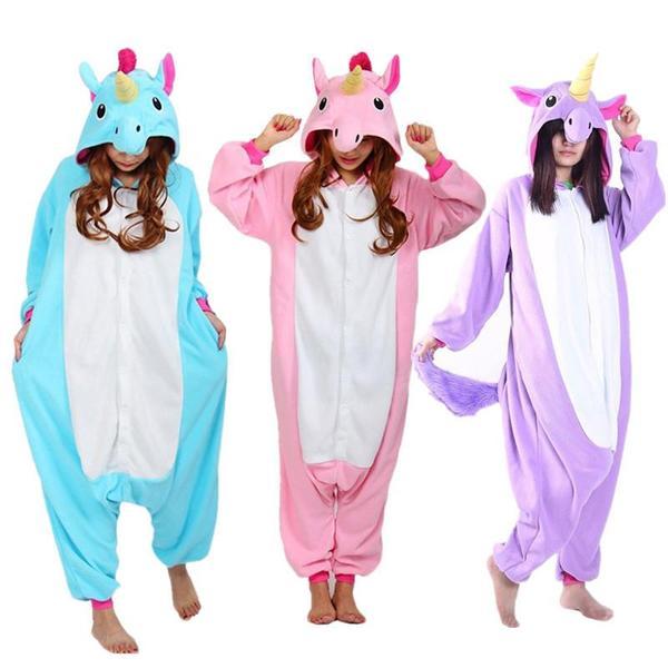 New-Animal-Cosplay-Costume-Adult-font-b-Blue-b-font-Pink-Purple-font-b-Unicorn-b_grande