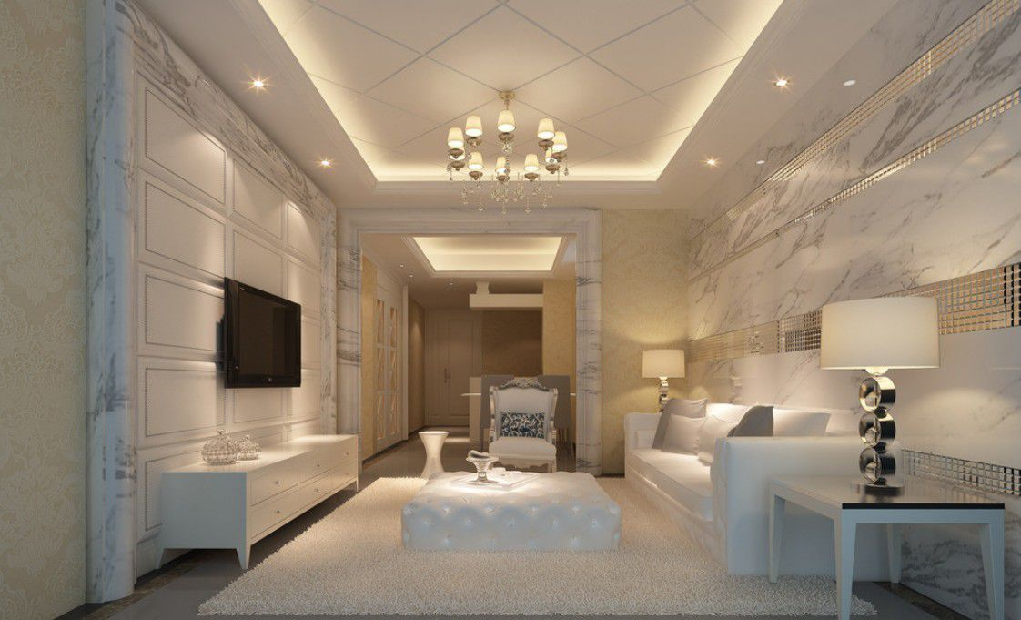 Marble-walls-Living-Room-Picture