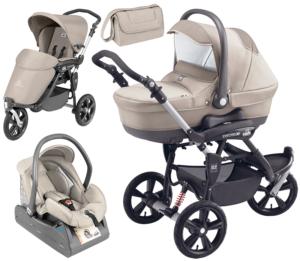 Як вибрати дитячу коляску для новонародженого малюка  81a05b9783b47