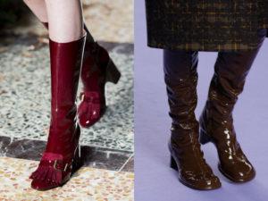 Як вибрати жіночі осінні чоботи  c20af96978d9d